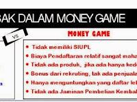 Hati-Hati Bisnis Money Game Berkedok Bisnis MLM!