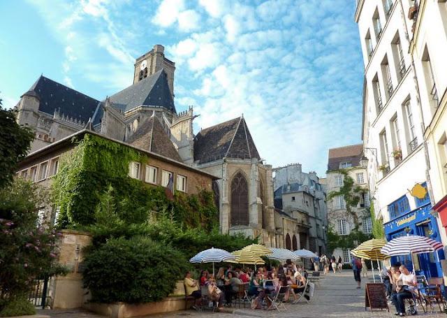 Bairro Marais, Paris