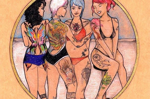 These Beautiful Drawings Showcase How We Stereotype The Female Gender & Why We Need To Stop