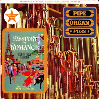 Pipe Organ Plus - Passport to Romance