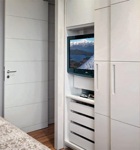 Porta De Correr Para Quarto De Vidro ~ Em vez de paredes, portas de correr no apartamento (Fonte Casa abril)