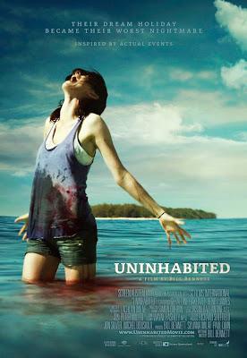 Watch Uninhabited 2010 BRRip Hollywood Movie Online | Uninhabited 2010 Hollywood Movie Poster
