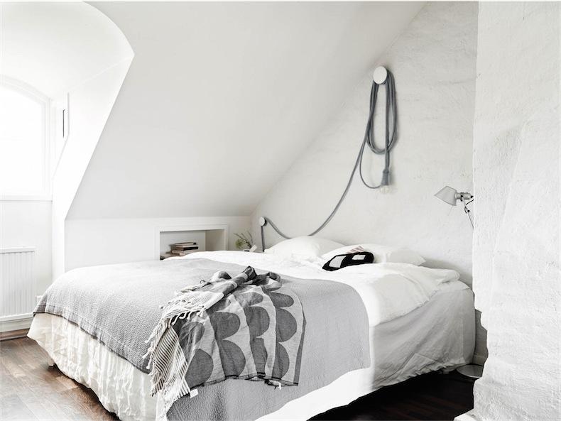 duplex de estilo nordico