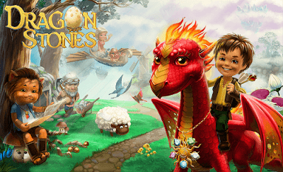 Dragon Stones v1.03 Mod Apk Data (Free Shopping) 2