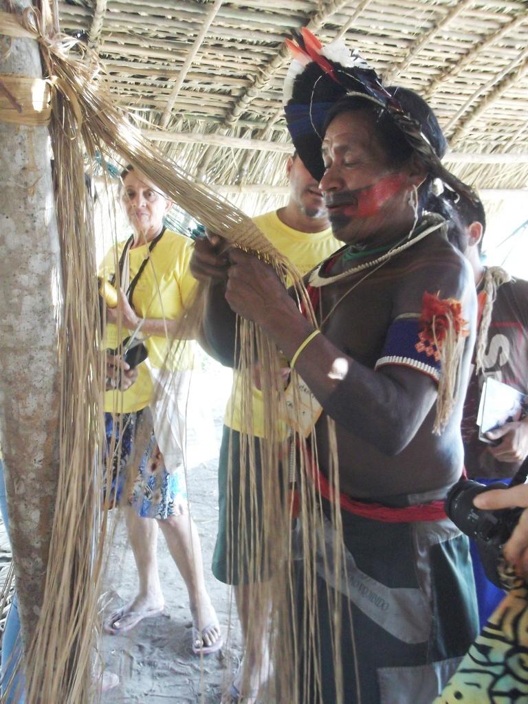Patricia Barros Artesanato ~ CR Kayapó Sul do Pará Setembro 2012