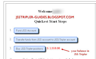 Fund is ready in JSS Tripler