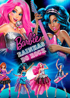 Barbie: Rainhas do Rock - DVDRip Dublado