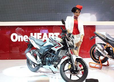 Harga dan Spesifikasi cb150r Streetfire Motor Honda Terlaris Terbaru 2013