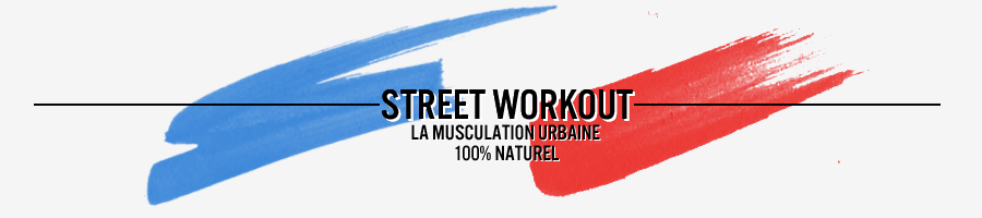 Le STREET WORKOUT en FRANCE : ÉQUIPES, MODULES ET PARCS