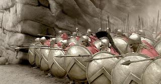 El Arte de la Guerra. Leónidas y los 300 espartanos en las Termópilas