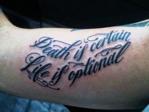 Tattoo Idea Quotes