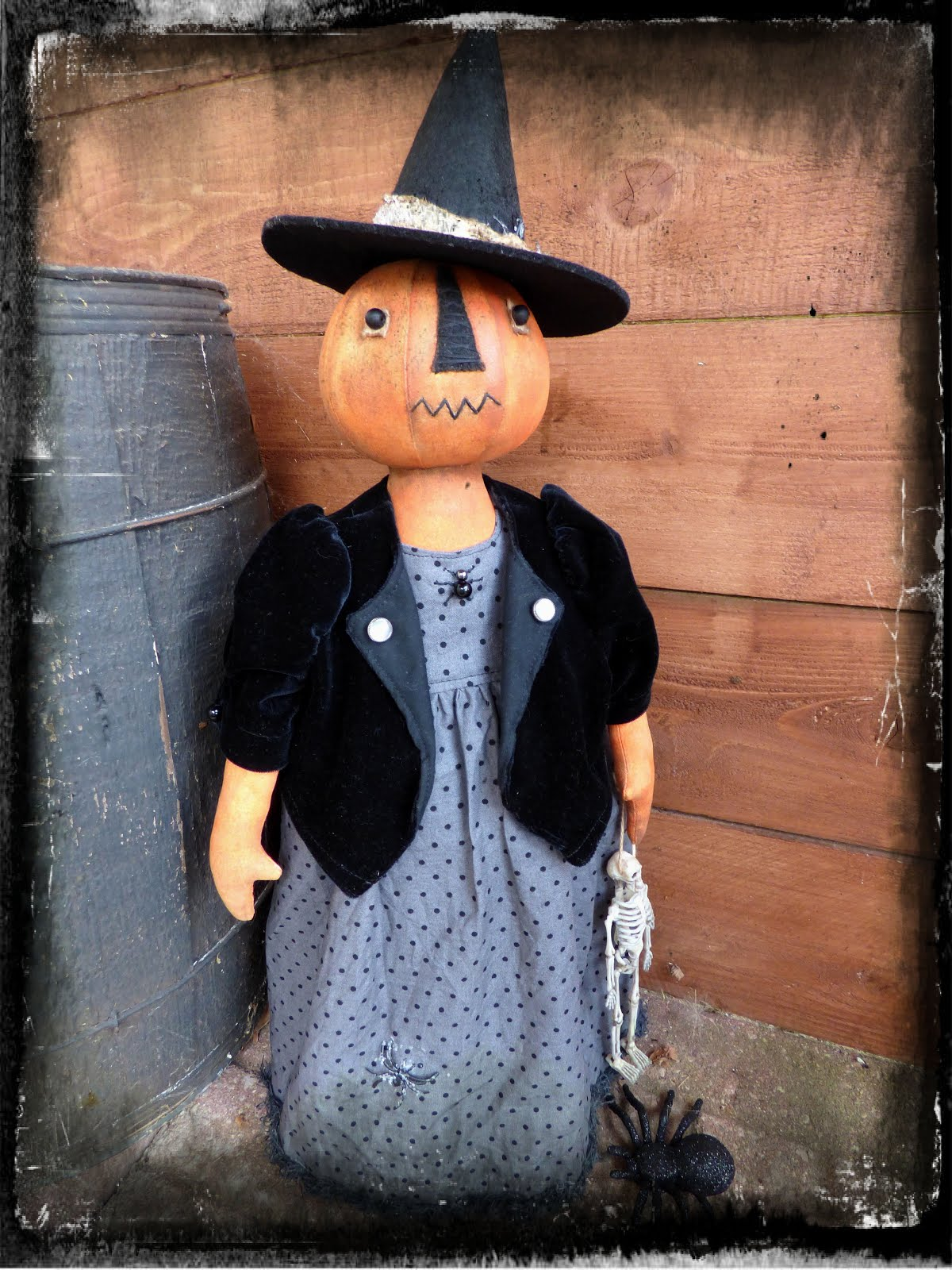 Zena Pumpkin Lady