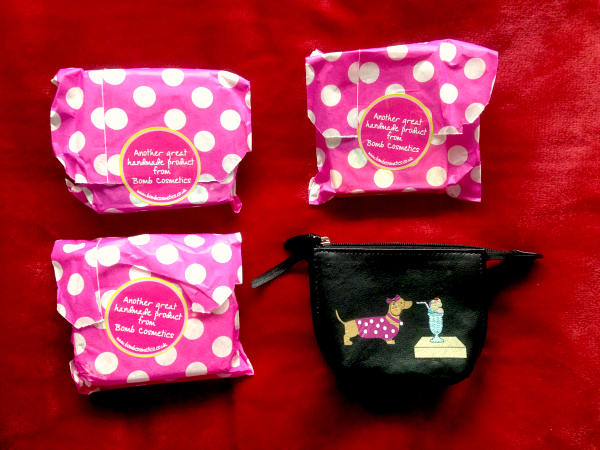 Soap and Purse