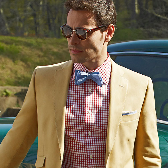 Tom talks express yourself choose with care your shirts for Express shirt and tie
