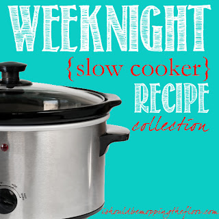 Weeknight #SlowCooker #Recipe Collection from ishouldbemoppingthefloor, #crockpot