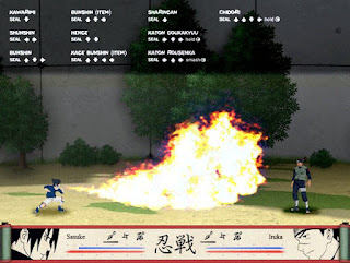 Naruto Shinobi Breakdown PC Full Version Games