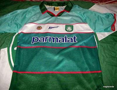 ec31e35457 As camisas de jogo mais aleatórias do Palmeiras - Palmeirismo