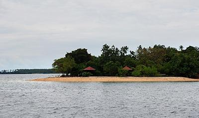 Pulau Kumo - Wisata Halmahera Utara (Wilayah Tobelo)