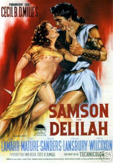 Watch Samson and Delilah [Hedy Lamarr and Victor Mature] Online