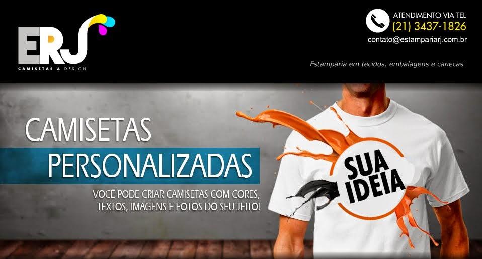 fe0a2b9a14 Camisetas personalizadas Barra da Tijuca