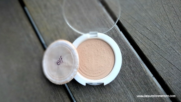 ELF Clarifying Pressed Powder Review
