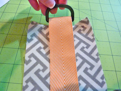 Sew Belt Pouch Holds Phone
