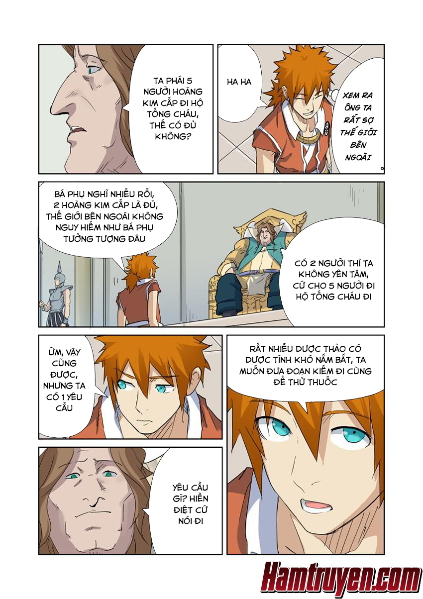 Tales of Demons and Gods chap 160 page 4 - IZTruyenTranh.com