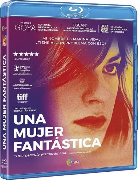 Una Mujer Fantástica (2017) 720p y 1080p BDRip mkv Latino AC3 5.1 ch