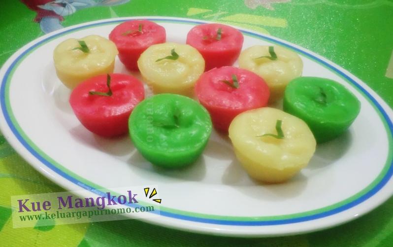 Kue Mangkok (Non Mekar)