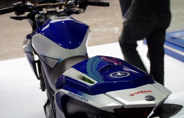 Spesifikasi Lengkap dan Harga New Yamaha Vixion MotoGP Edition