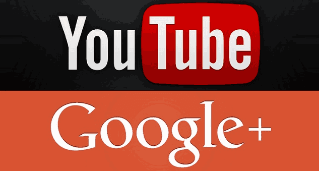 YouTube e Google+