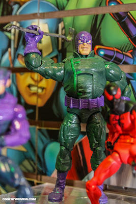 Hasbro 2013 Toy Fair Display Pictures - Marvel Legends - Wrecker