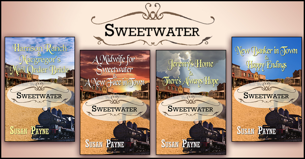 A Collage of the Sweetwater Series