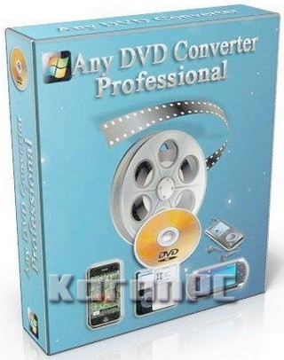 Any DVD Converter Professional 5.8.2 + Key