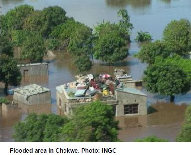 Mozambique: Floods - Preliminary Emergency appeal n° MDRMZ010