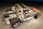 The 2006 Corvette Z06 introduced a unique aluminum intensive chassis that .