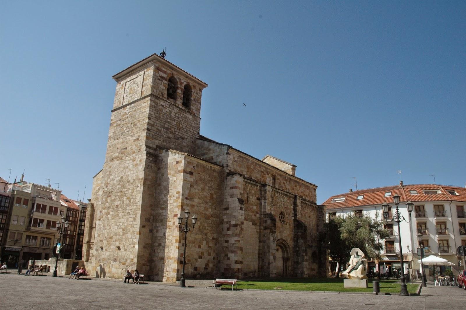 Ermitas Medievales San Juan De Puerta Nueva Zamora