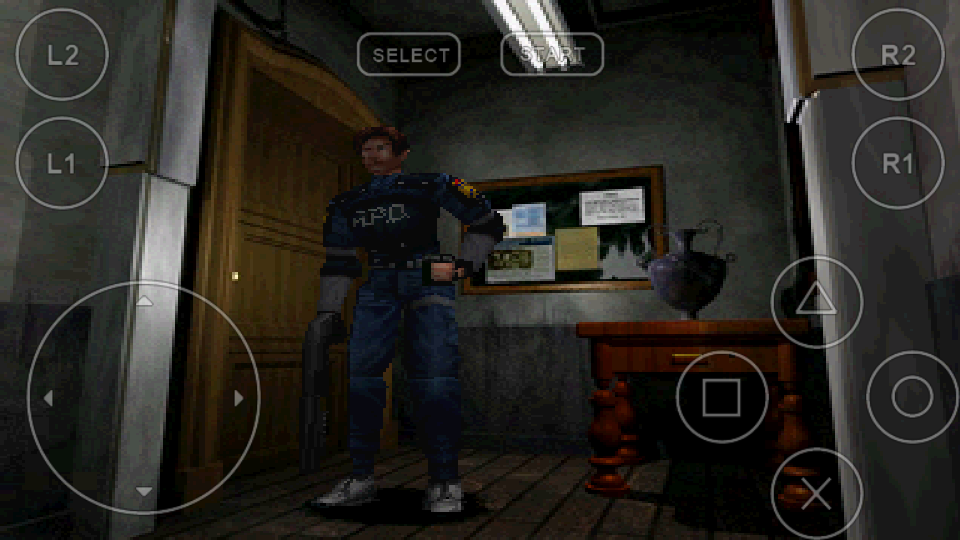 [Android]Ром-Resident Evil 2: Dual Shock Ver. (rus) (Лисята+Vector) (SLUS, ) скачать торрент