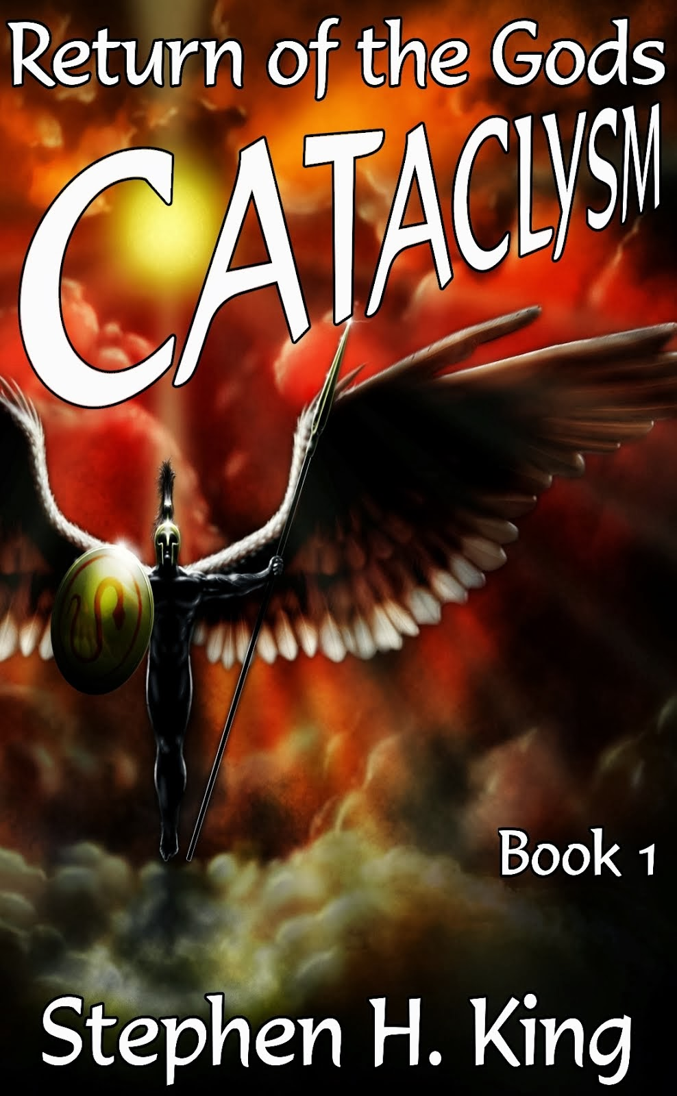 Cataclysm, Return of the Gods (Book 1)
