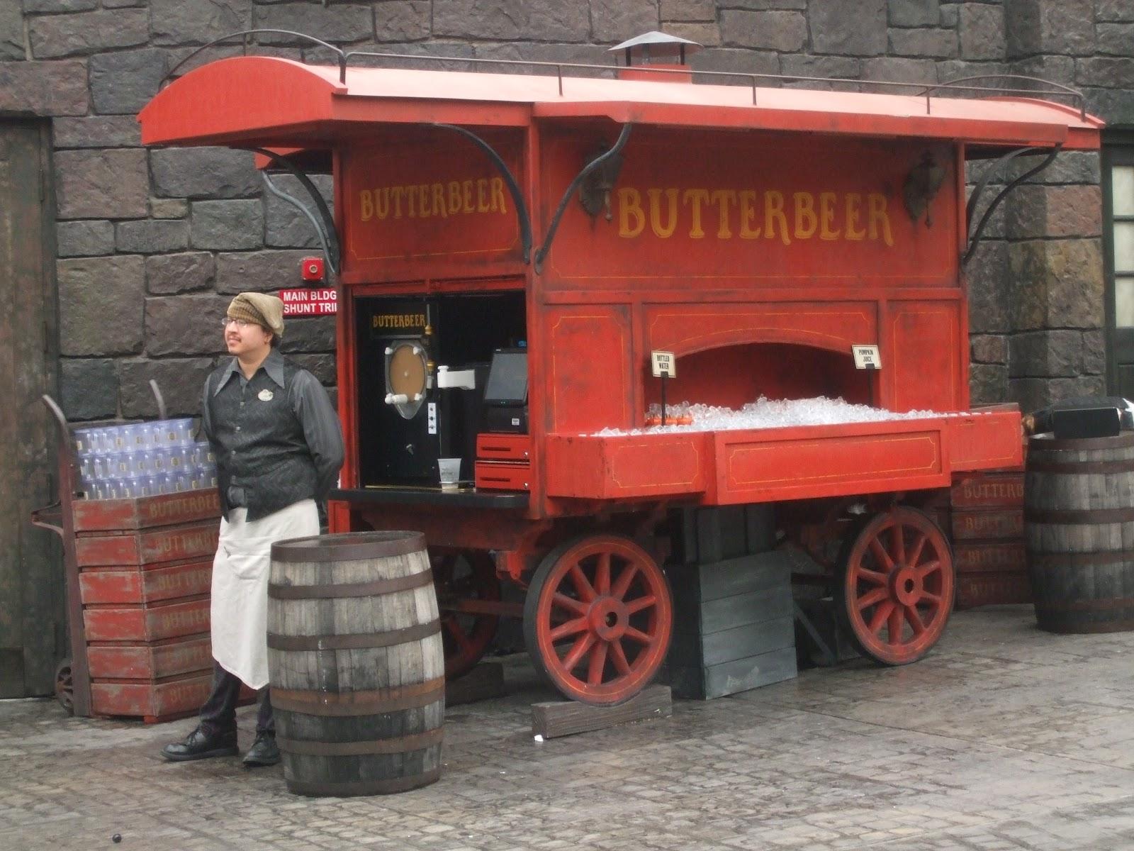 how to make universal studios butterbeer
