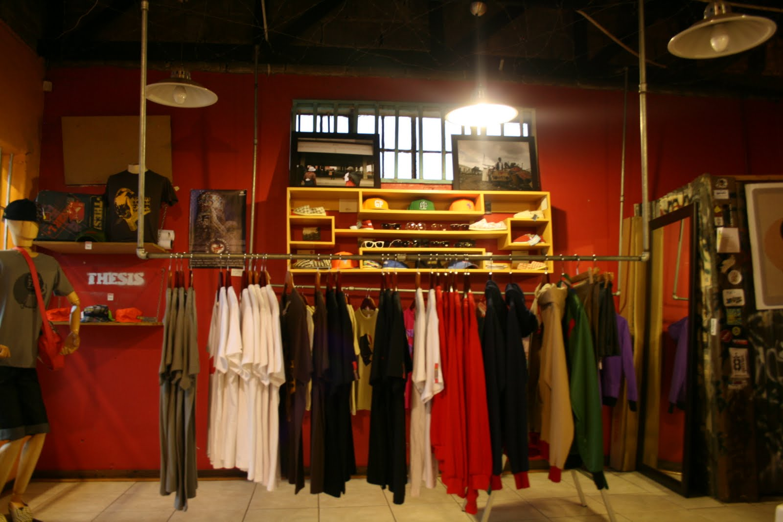 thesis store soweto About us thesis is a clothing brand that illustrates a new point of view about soweto it is a brand for the youth, by the youth of soweto and south africa.