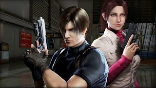 Baixa Jogos Celular Java Resident Evil Degeneration