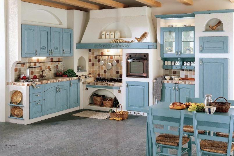 Arredamenti ballabio lissone cucine in muratura - Cucine finte muratura ...