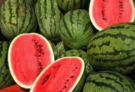 فوائد البطيخ الأحمر أو الدلاح