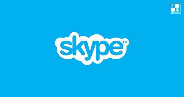 skype logo large