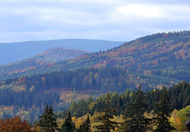 Autumn Jeseníky