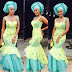 Check Out This Creative Cord Lace Aso Ebi Styles