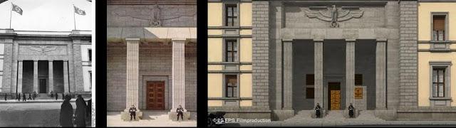 元首地堡(德语:Führerbunker)是納粹德國柏林的總理府庭院的地下掩體。元首地堡又因建立時間不同被分作新舊二個部分。希特勒自1945年1月在此生活至4月30日自殺。 在1945年至1949年蘇軍佔領期間,新舊總理府殘跡被夷平,但地堡大致保存。雖然一些部分淹水。1959年東德政府曾試圖將其炸毀,但並不成功。因地堡自身構造的複雜而仍保存著。德國統一後,該地區地上物重建,地堡大部分被毀。  在今日有一示意圖表示地堡所在之位置。而部分留存的走廊則未對公眾開放。 概要  早在1935年,希特勒於總理府的中庭設置地堡。1943年因戰況惡化,因此設立加強防護功能的新地堡。兩者有連接的樓梯。 地堡外牆厚度高達四公尺,約總共30間房間分佈於兩層,有出口到主建物及一緊急出口到花園。受盟軍的轟炸,僅少數地方發生漏水問題。  1945年1月16日,希特勒開始在此生活,希特勒與情人布勞恩及戈培爾住在新地堡,而戈培爾一家、馬丁·鮑曼及其他則住舊的部分。地堡開始作為元首總部後,即為國防軍最高統帥部與陸、空軍的總司令部的軍隊中樞之勤務所在地。並禁止非地堡外其他無關人士進入,但也提供空襲時的暫時避難。4月15日,蘇聯軍隊已迫近柏林,許多重要官員向希特勒建議撤退,但皆被希特勒拒絕。同年4月30日,希特勒在此自殺,隨後,甫為總理的戈培爾也自殺。5月2日,蘇聯軍隊佔領此處