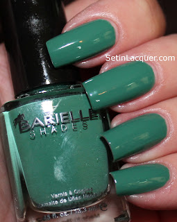 Barielle New York Style Central Park nail polish