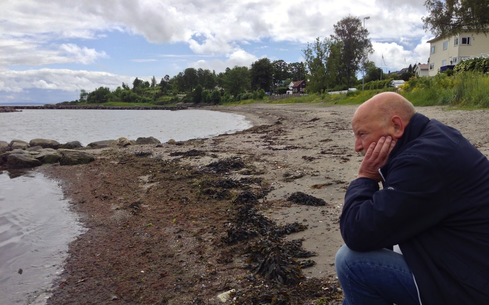 Asgardstrand Norway  city images : Munch always said